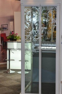 Qube-home-lift-with-pattern-glass1